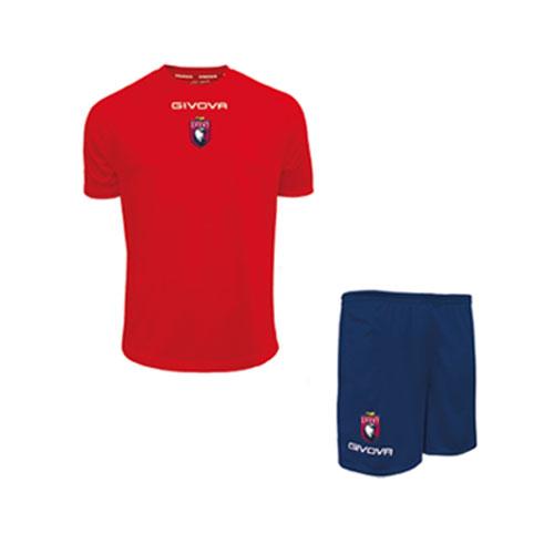 Kit vestiario Nissolino Sport